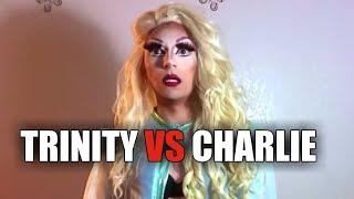 Trinity Taylor vs Charlie Hides PARODY