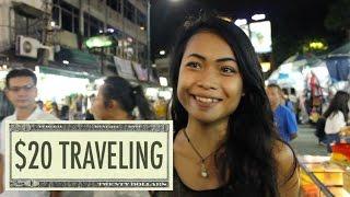 Bangkok, Thailand: Traveling for 20 Dollars a Day - Ep 7