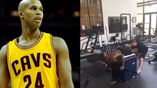 """LeBron James New Workout is Confusing to Richard Jefferson: """"What the F**K is That!?"""""""