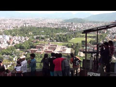 2011 May 22 – Panoramic Views from Swayambhunath Stupa, Kathmandu, Nepal – 2
