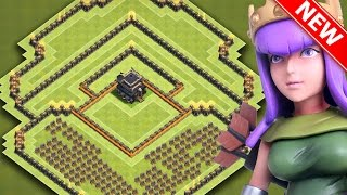 "Clash Of Clans - ""BEST!"" TH9 TROPHY BASE 2016! ""NEW UPDATE!"" - CoC BEST TOWN HALL 9 DEFENSE 2016!"