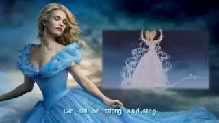 Sonna Rele - Strong Lyrics - Theme from CINDERELLA