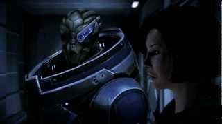 Mass Effect 3: Garrus Romance #7: Garrus after Cerberus attack (Ashley alive)