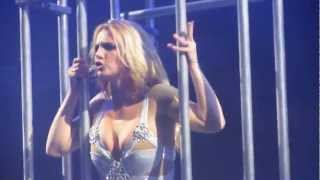Britney Spears - Up and Down live in New York