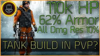 The Division - Tank build worth in PVP? + 1v6 rogue action!
