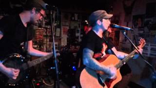 Harley Poe - Everybody knows My Name @ The Brass Rail  4/27/12