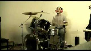 Comme Restus - Paxaxa pus dentes (drums cover)