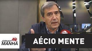 Aécio mente e é um bandido | Marco Antonio Villa