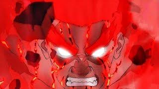 Gai(8 Gate) vs Madara(Rikudou Sennin) AMV - Painkiller [HD]
