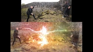 Harry Potter Visual Effects - Comparison - VFX Breakdown