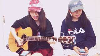 TT/twice 日本語 ギター弾き語り cover 姉妹