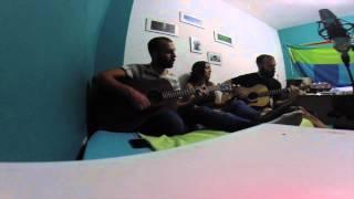 Fyah fyah acoustic live cover (MOULIN ROUGE)