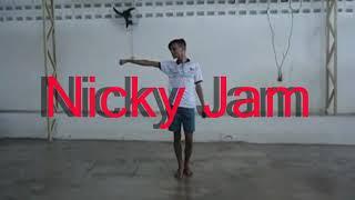 Shakira Perro Fiel (Nicky Jam)  Coreografia