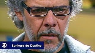 Senhora do Destino: capítulo 81 da novela, terça, 4 de julho, na Globo