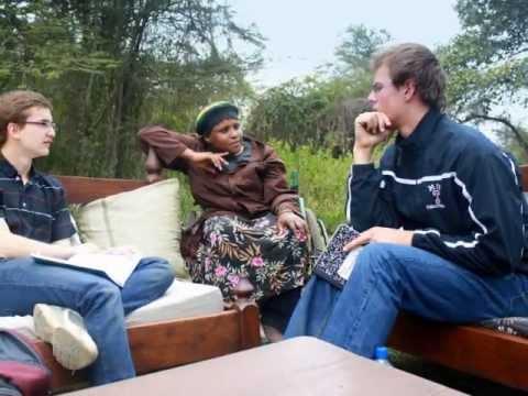 Ben Bell in Africa 2011