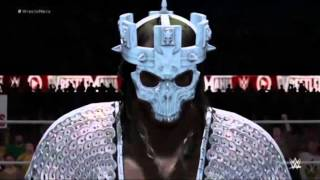 WWE 2K16 - The Cerebral Assassin