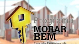 CODHAB LISTAS DAS FAIXAS DO MORAR BEM