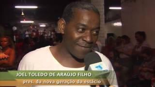 Escolas de samba mirins vão encerrar o carnaval na Sapucaí - Repórter Rio