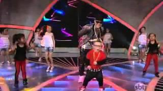"MC BENI canta Beija ou Não Beija ""MC GUI"" - Programa Raul Gil SBT 04/10/2014"