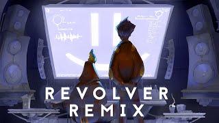 Vian Izak - Revolver (I the AI Remix) (ft. Through Juniper Vale) (Official Audio)