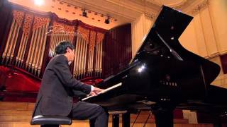 Eric Lu – Prelude in F sharp minor Op. 28 No. 8 (third stage)