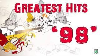 Greatest 98'S Super Hit Popular Songs | Audio Jukebox width=