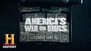 """America's War On Drugs - """"This Is Your Brain"""" 