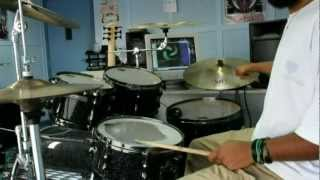 Of Fire,Wind and Wisdom by Eluveite :DRUM COVER  (Bahrain)