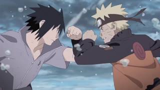 look at me naruto vs sasuke