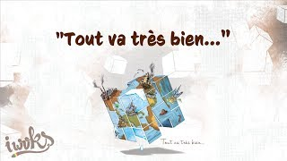 "✍ I Woks - Tout va très bien - Album ""Tout va très bien..."" - (Lyrics vidéo)"