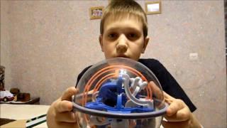Распаковка шара Maze intellect ball
