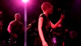 """Earthfall """"Fever"""" Live"""