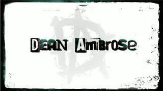 Dean Ambrose Custom Action Figure Titantron #1
