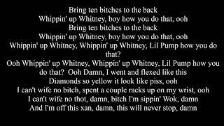 Lil Pump ft Chief Keef Whitney lyrics