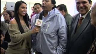 Diomedes Dias ya en Mexico