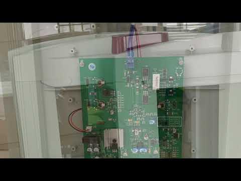 Antena Antifurto Preta RF 8,2MHz - Par