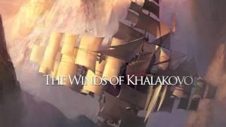 The Winds of Khalakovo Book Trailer