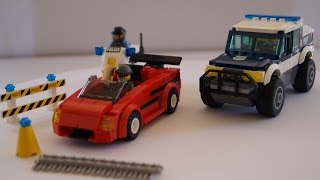 Lego City 60007 High Speed Chase Review