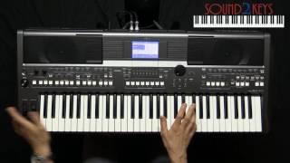 Live Ska for Yamaha PSR-S670