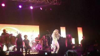 Jennifer Lopez J.LO On the Floor ft. Pitbull LIVE at Wango Tango