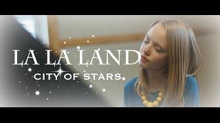La La Land - City of Stars | The Piano Gal Feat. Maddie Wilson