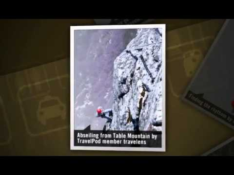 """A Leap of Faith!: Abseiling Table Mountain"" Travelens's photos around Cape Town, South Africa"