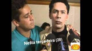 CHAMADA DE VIDEO LEANDRO E LEONARDO