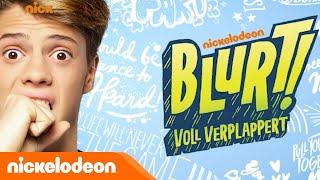 Blurt! - Voll verplappert | Official Trailer | Nickelodeon Deutschland