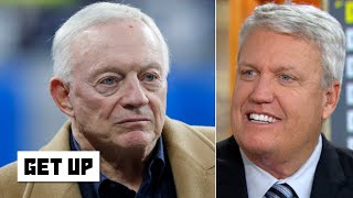 Rex Ryan calls for Jerry Jones to fire the Cowboys' coach | Get Up