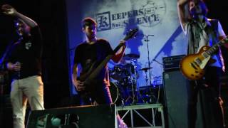 Keepers of the Silence   #4 Live at BINGO club, Kiev, 11 06 2016