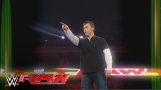 A look back at Shane McMahon's WWE accomplishments: Raw, March 7, 2016