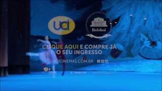 UCI BALLET BOLSHOI: O QUEBRA-NOZES