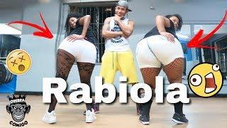Rabiola - MC Kevinho COREOGRAFIA