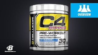 Cellucor C4 Ripped   Science-Based Overview